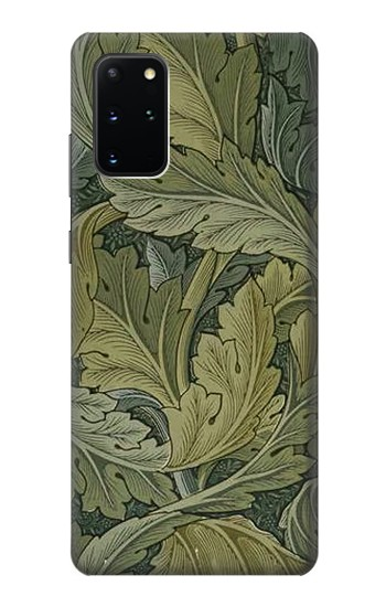 Printed William Morris Acanthus Leaves Samsung Galaxy S20+ Case