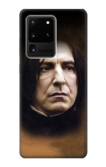 Printed Professor Snape Harry Potter Samsung Galaxy S20 Ultra Case
