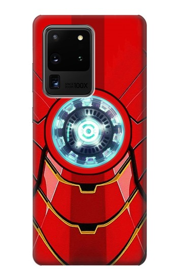 Printed Ironman Armor Arc Reactor Graphic Printed Samsung Galaxy S20 Ultra Case