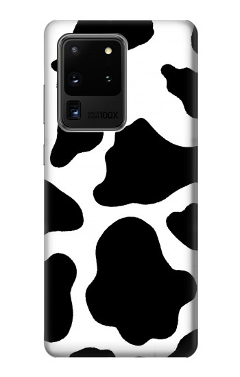 Printed Seamless Cow Pattern Samsung Galaxy S20 Ultra Case