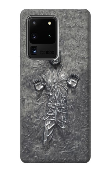 Printed Han Solo in Carbonite Samsung Galaxy S20 Ultra Case