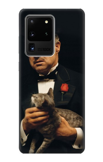 Printed Godfather Samsung Galaxy S20 Ultra Case