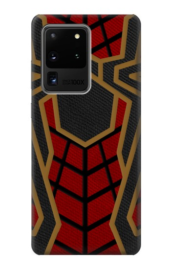 Printed Spiderman Inspired Costume Samsung Galaxy S20 Ultra Case