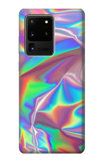 Printed Holographic Photo Printed Samsung Galaxy S20 Ultra Case