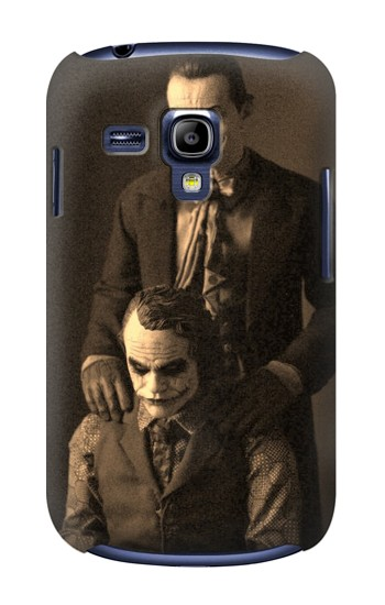 Printed Jokers Together Samsung Galaxy S3 mini Case