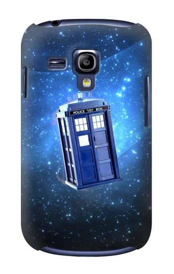 Printed Doctor Who Tardis Samsung Galaxy S3 mini Case