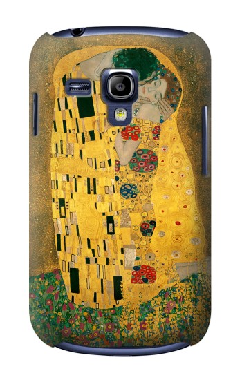 Printed Gustav Klimt The Kiss Samsung Galaxy S3 mini Case