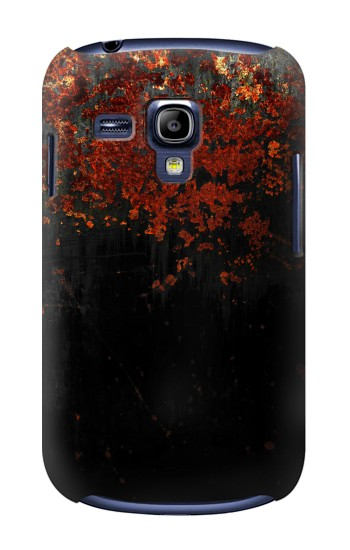 Printed Rusted Metal Texture Samsung Galaxy S3 mini Case