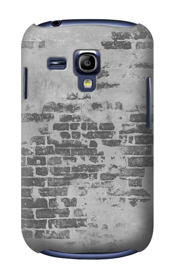 Printed Old Brick Wall Samsung Galaxy S3 mini Case