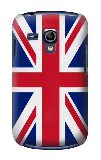Printed Flag of The United Kingdom Samsung Galaxy S3 mini Case