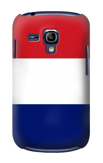 Printed Flag of France and the Netherlands Samsung Galaxy S3 mini Case