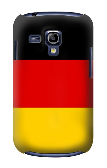 Printed Flag of Germany Samsung Galaxy S3 mini Case