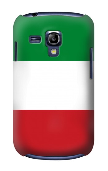 Printed Flag of Italy and Mexico Samsung Galaxy S3 mini Case
