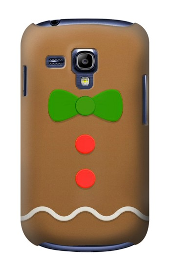 Printed Gingerbread Man Samsung Galaxy S3 mini Case