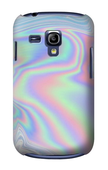 Printed Pastel Holographic Photo Printed Samsung Galaxy S3 mini Case