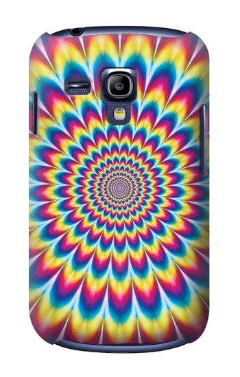 Printed Colorful Psychedelic Samsung Galaxy S3 mini Case