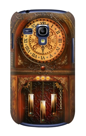 Printed Grandfather Clock Samsung Galaxy S3 mini Case