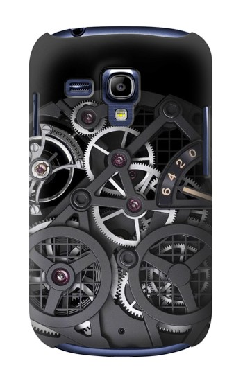 Printed Inside Watch Black Samsung Galaxy S3 mini Case