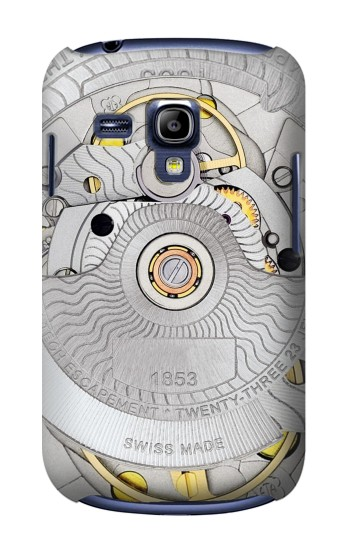 Printed Inside Watch Samsung Galaxy S3 mini Case