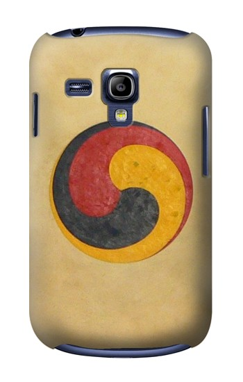 Printed Korean Traditional Drum Samsung Galaxy S3 mini Case