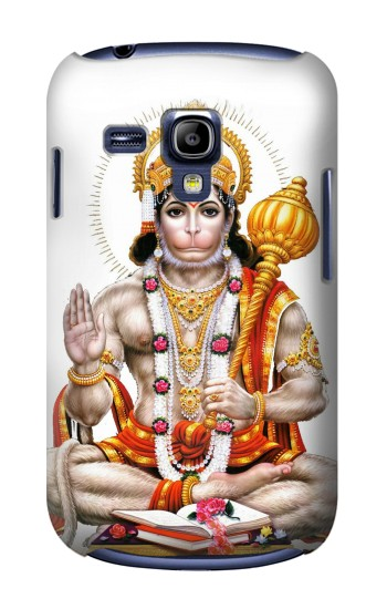 Printed Lord Hanuman Chalisa Hindi Hindu Samsung Galaxy S3 mini Case