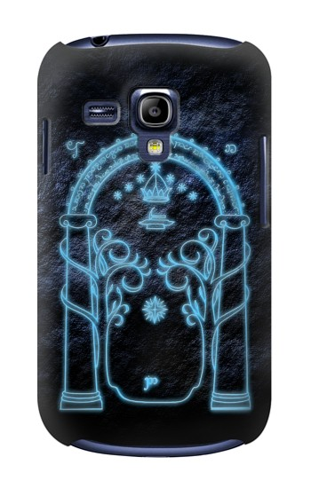 Printed Lord of The Rings Mines of Moria Gate Samsung Galaxy S3 mini Case