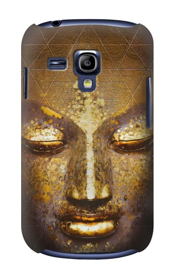 Printed Magical Yantra Buddha Face Samsung Galaxy S3 mini Case