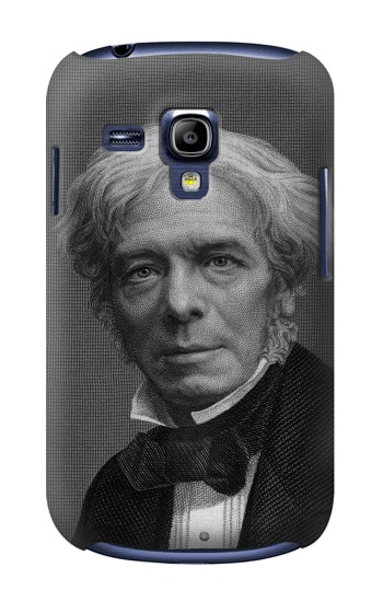 Printed Michael Faraday Samsung Galaxy S3 mini Case