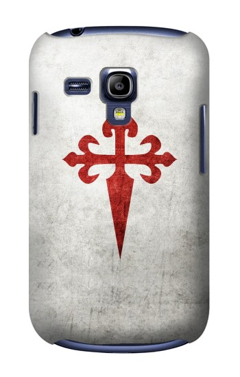 Printed Order of Santiago Cross of Saint James Samsung Galaxy S3 mini Case