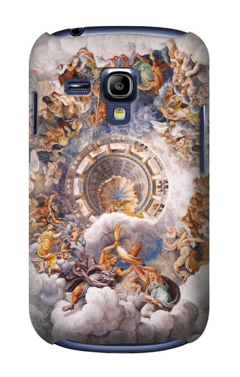 Printed The Assembly of Gods Samsung Galaxy S3 mini Case