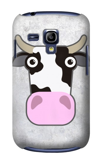 Printed Cow Cartoon Samsung Galaxy S3 mini Case