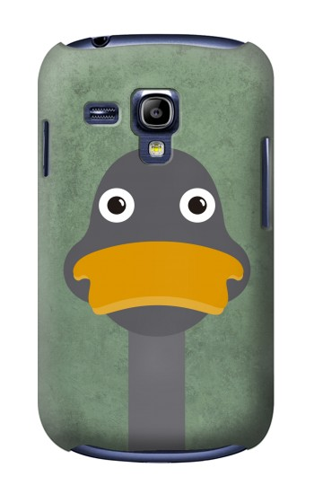 Printed Duck Cartoon Samsung Galaxy S3 mini Case