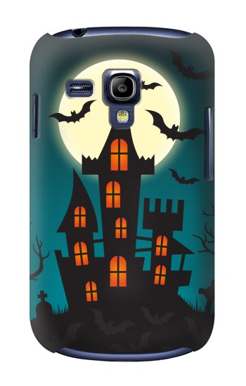 Printed Halloween Festival Castle Samsung Galaxy S3 mini Case