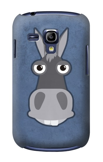 Printed Donkey Cartoon Samsung Galaxy S3 mini Case