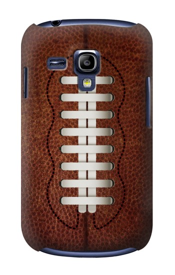 Printed Leather Vintage Football Samsung Galaxy S3 mini Case