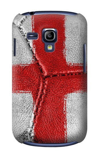 Printed England Flag Vintage Football 2018 Samsung Galaxy S3 mini Case