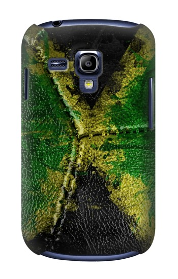 Printed Jamaica Flag Vintage Football 2018 Samsung Galaxy S3 mini Case