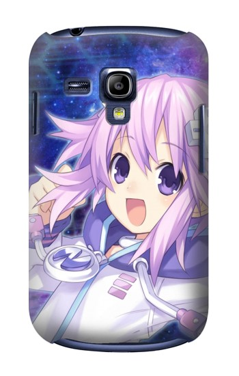 Printed Hyperdimension Neptunia Samsung Galaxy S3 mini Case