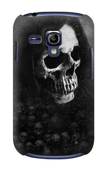 Printed Death Skull Samsung Galaxy S3 mini Case