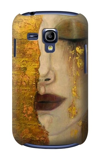 Printed Gustav Klimt Golden Tears Samsung Galaxy S3 mini Case