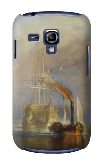 Printed Joseph Mallord William Turner The Fighting Temeraire Samsung Galaxy S3 mini Case