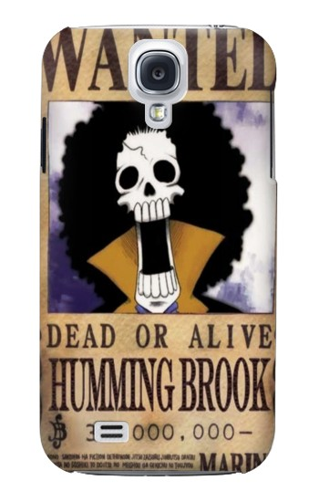Printed One Piece Humming Brook Wanted Poster Samsung Galaxy S4 mini Case