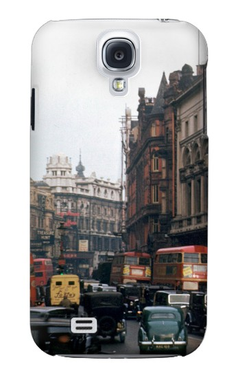 Printed Old London Vintage Samsung Galaxy S4 mini Case