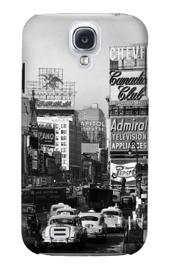 Printed Old New York Vintage Samsung Galaxy S4 mini Case
