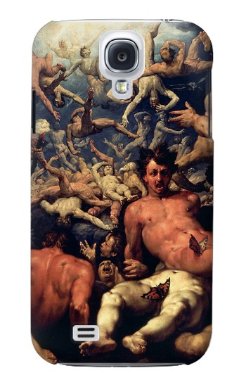 Printed The Fall of Lucifer Samsung Galaxy S4 mini Case
