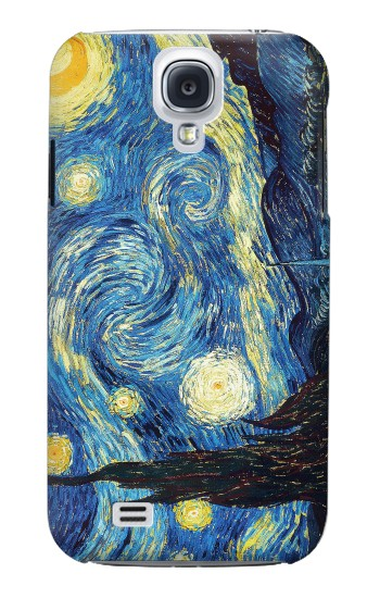 Printed Van Gogh Starry Nights Samsung Galaxy S4 mini Case