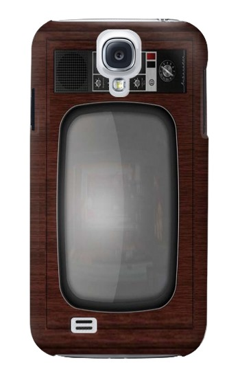 Printed TV Vintage Samsung Galaxy S4 mini Case