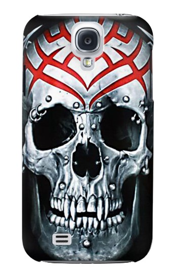 Printed Vampire Skull Tattoo Samsung Galaxy S4 mini Case