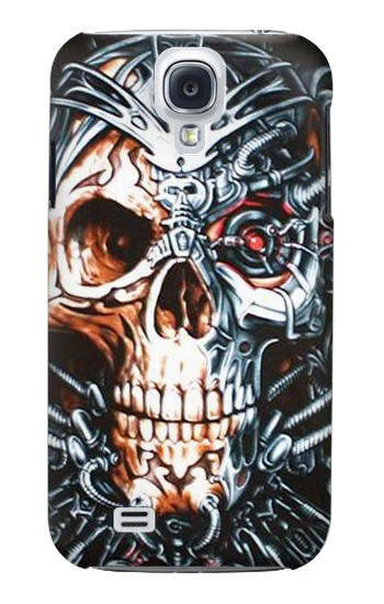 Printed Skull Iron Terminator Samsung Galaxy S4 mini Case