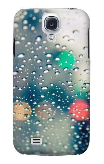 Printed Wet Wind Screen Samsung Galaxy S4 mini Case